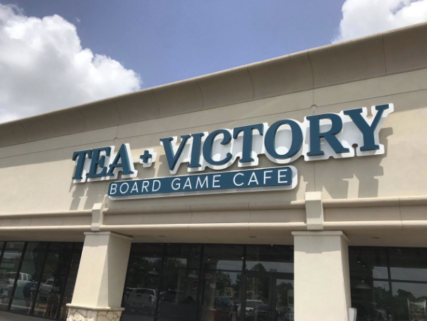 Tea & Victory, Game Night, Things To Do in Houston