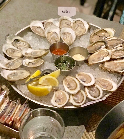 1751 oysters